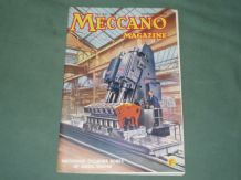MECCANO MAGAZINE 1956 February Vol XLI No.2
